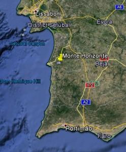 Lokatie Monte Horizonte