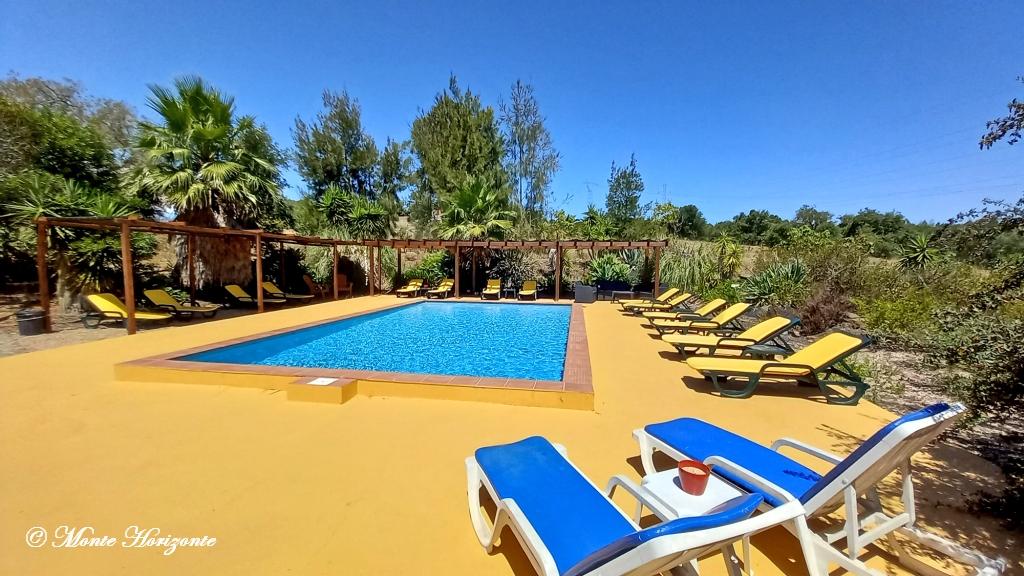 Monte Horizonte Zwembad Vakantie in de Alentejo regio van Portugal